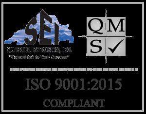SEI QMS ISO compliant